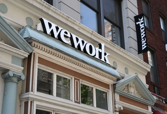 WeWork could be getting SPAC'd soon, too – TechCrunch