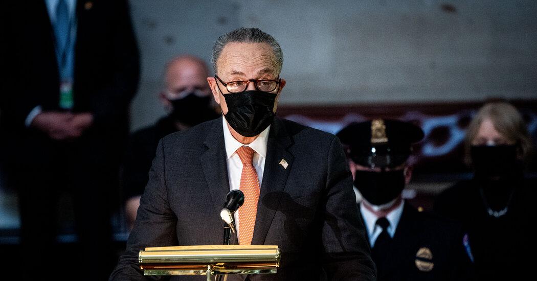 Biden Administration, Stimulus and Impeachment News: Live Updates