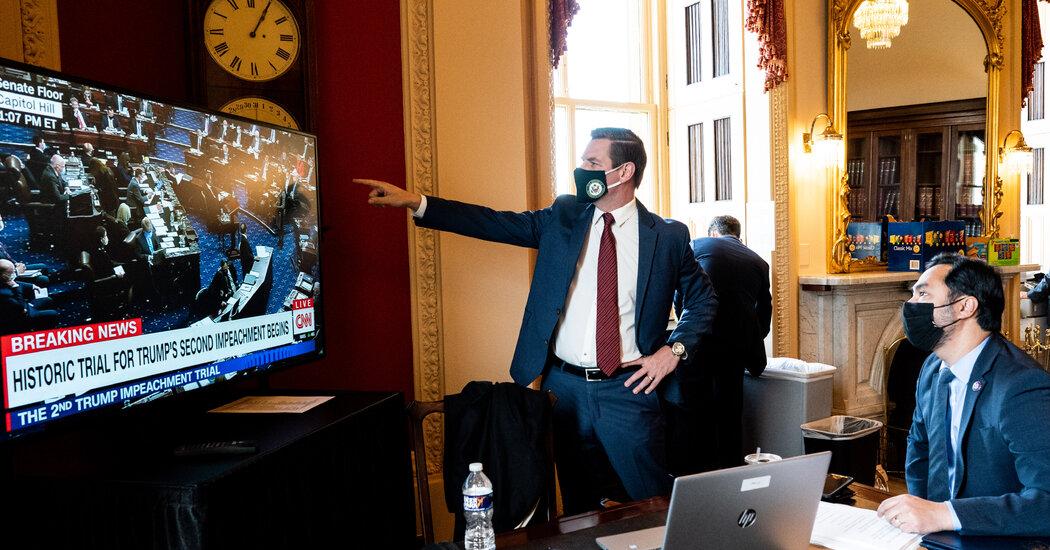 Trump Impeachment Trial: Live Updates and Video