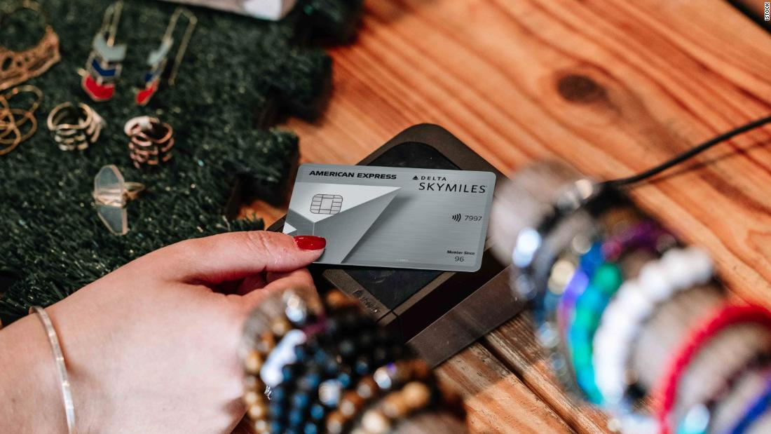 Amex adds new perks to its Delta, Hilton and Marriott cards