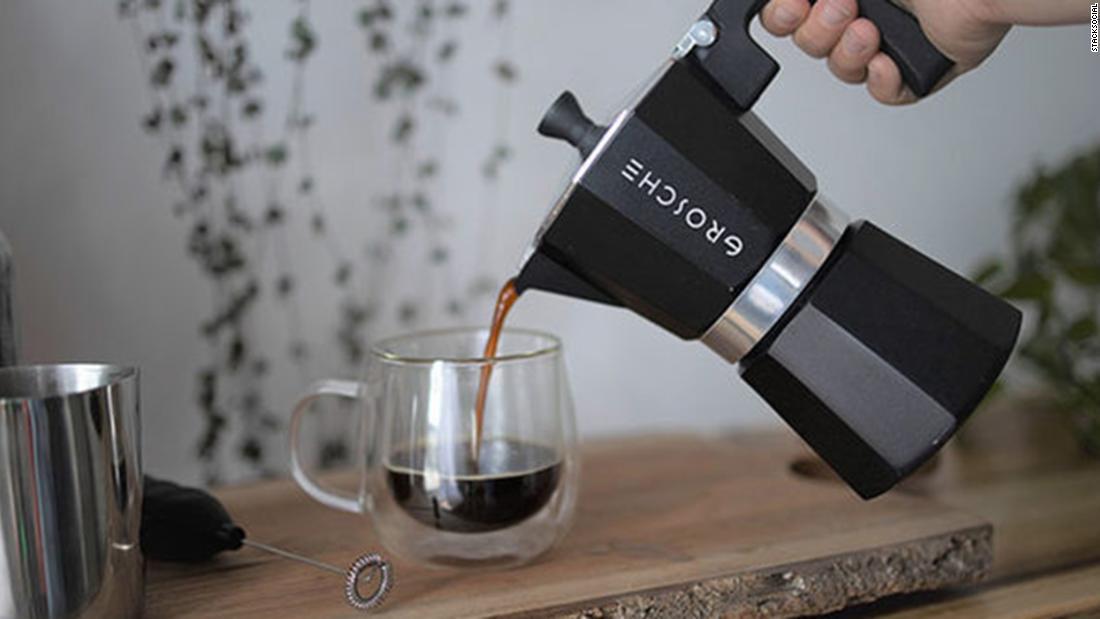 Milano Stovetop Espresso Maker review
