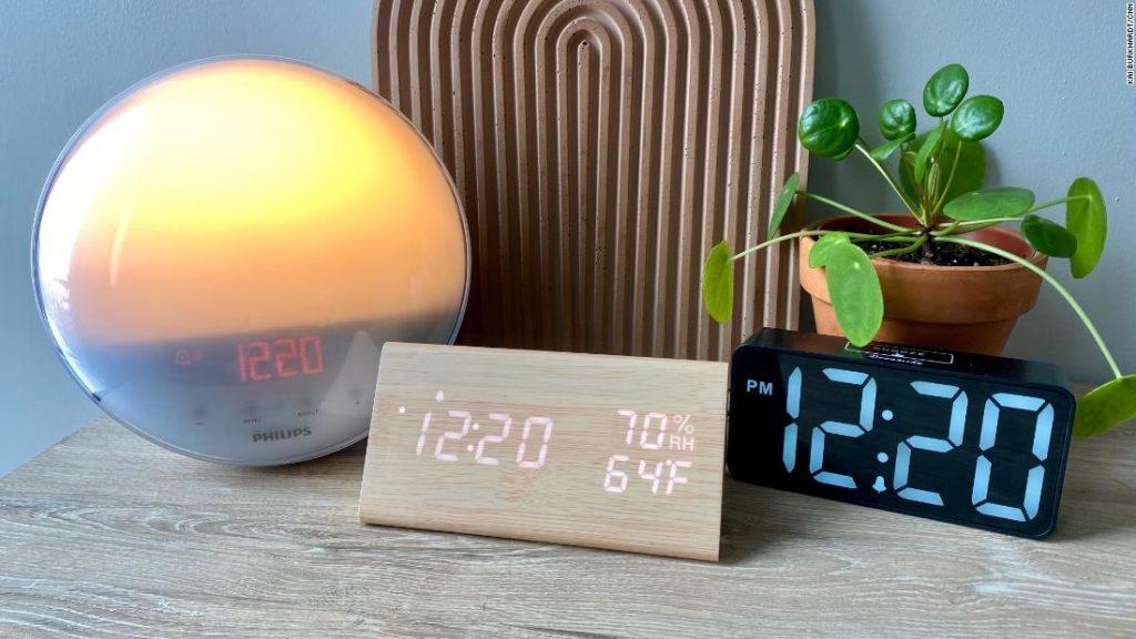 Best alarm clocks of 2021