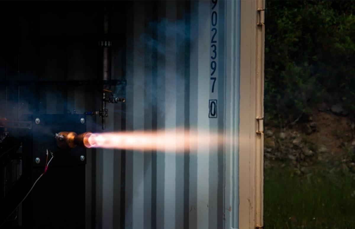 Injector test firing