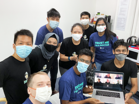 Bot MD, an AI-based chatbot for doctors, raises $5 million for expansion into more Asian markets – TechCrunch