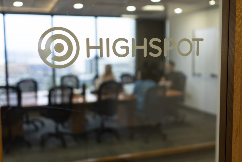 Another unicorn in Seattle: Enterprise sales startup Highspot raises $200M round at a $2.3B valuation