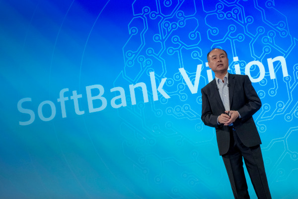 SoftBank files for a double scoop of SPAC – TechCrunch