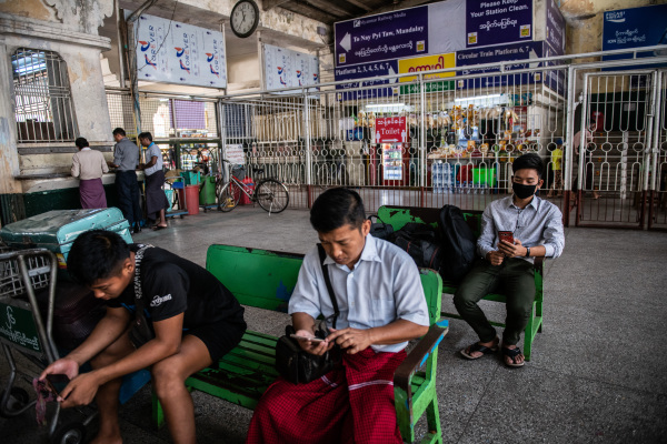 Myanmar military government orders telecom networks to temporarily block Facebook – TechCrunch