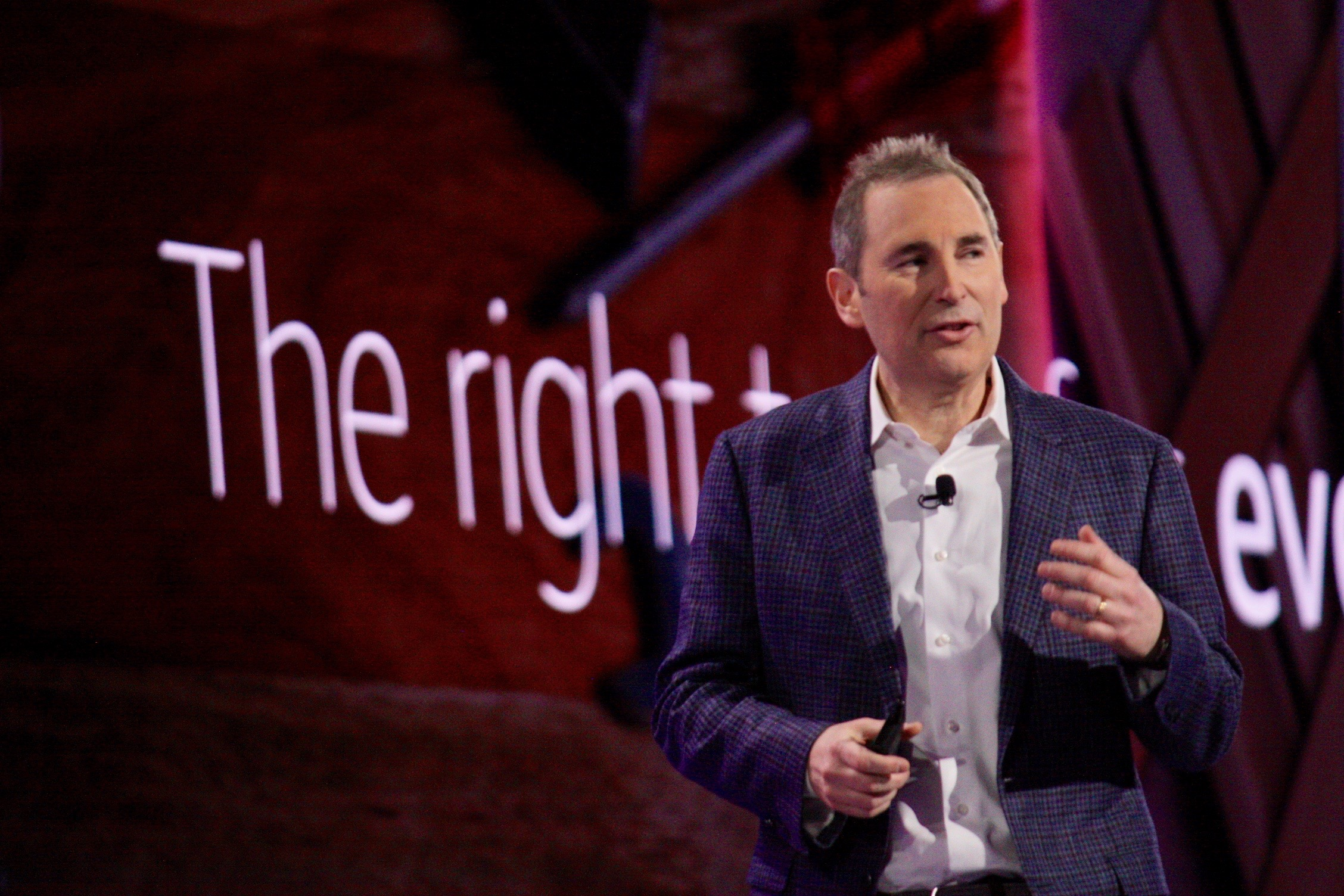 Here's the biggest challenge facing Amazon's Andy Jassy — at least in the words of one partner