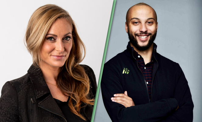 Storm Ventures promotes Pascale Diaine and Frederik Groce to partners – TechCrunch
