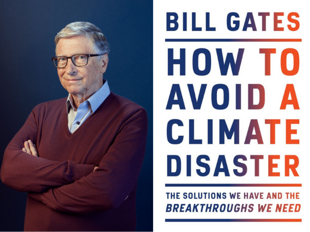 Bill Gates on his high-risk climate investments, and spurring innovation to save the planet