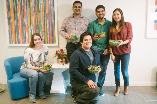 DoorDash acquires Chowbotics – TechCrunch