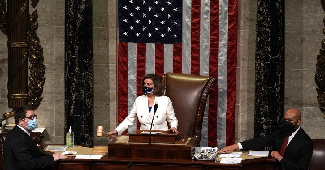 Stimulus Bill, Merrick Garland and Biden News: Live Updates