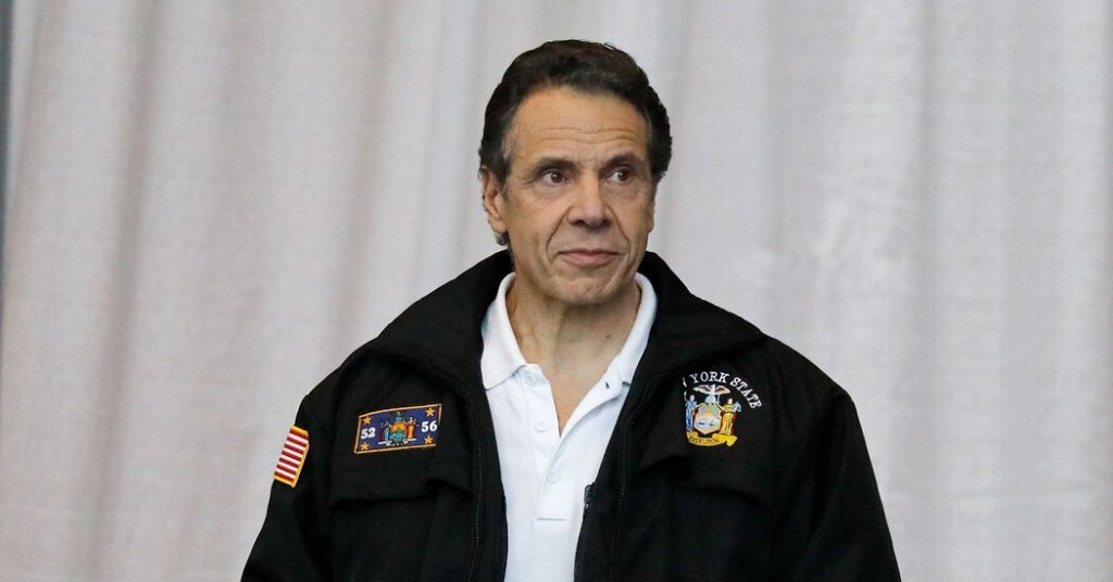 Cuomo Says He Won't Bow to 'Cancel Culture' and Rejects Calls to Resign