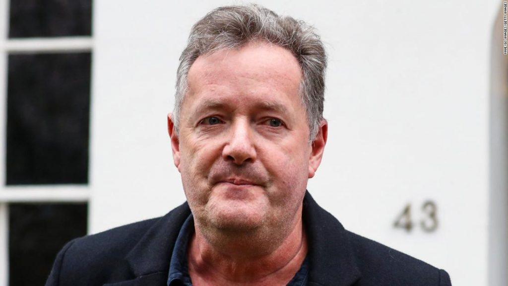 Opinion: What Piers Morgan's real problem is