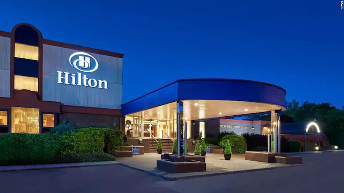 Hilton Honors Surpass Amex credit card review