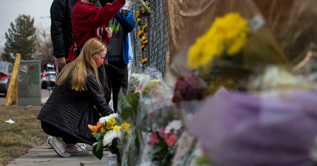 Boulder Shooting, AstraZeneca, Israel Elections: Your Tuesday Evening Briefing