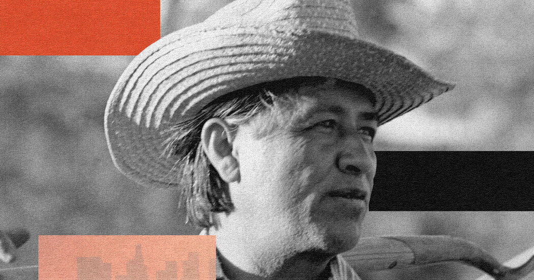 Opinion   Who Will Fulfill the Vision of Cesar Chavez?