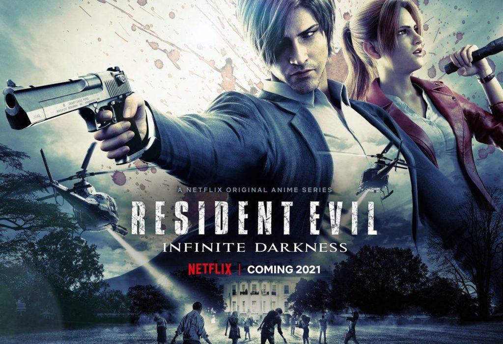 Netflix's 'Resident Evil' CG anime leans on familiar voice actors