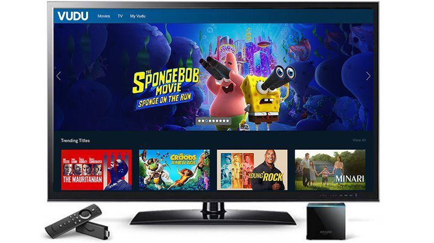 Vudu has arrived on Amazon's Fire TV platform