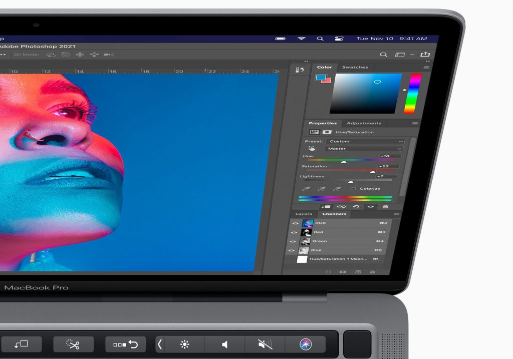 Adobe Photoshop is now available natively on M1 Macs