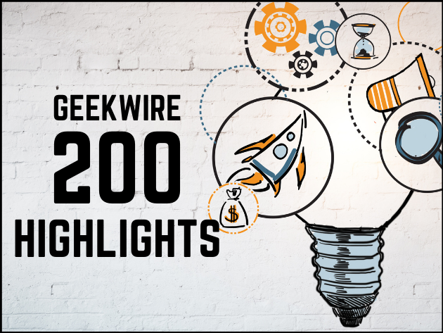 GeekWire 200 update: Top Pacific Northwest tech startups hold their ground atop the list