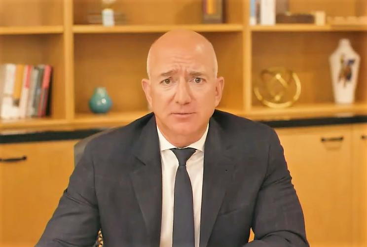 Jeff Bezos says no thanks to Bernie Sanders' request to testify on income inequality