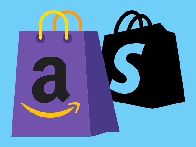 Tech meme wars: Shopify takes a shot at Amazon over alleged copycat products