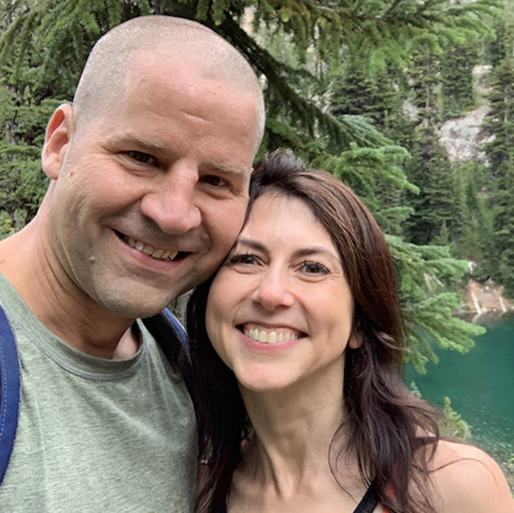 Billionaire philanthropist MacKenzie Scott marries Seattle science teacher