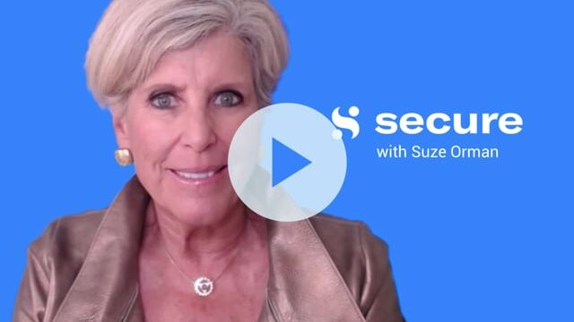 Seattle-area fintech startup Secure reveals secret: Suze Orman is part of the founding team