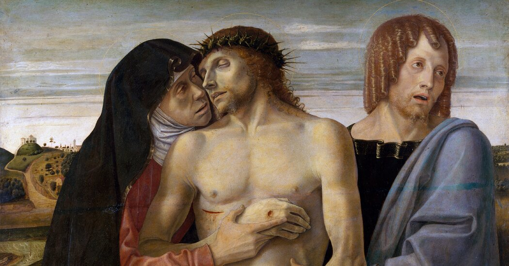Opinion   Why Is Jesus Still Wounded After His Resurrection?