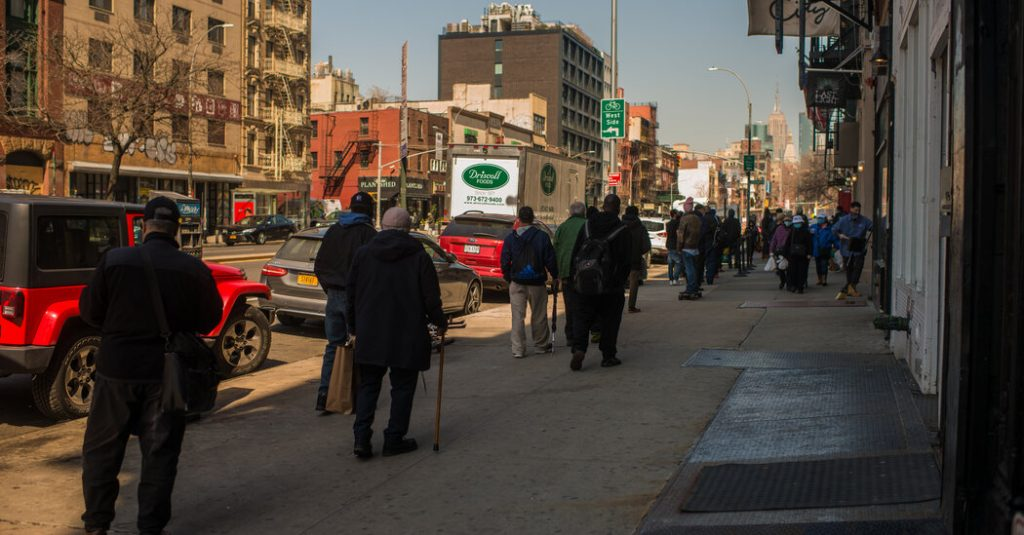 Helping Homeless People in N.Y.C. Get Stimulus Payments