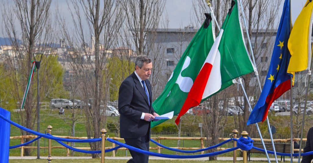 How Mario Draghi Is Making Italy a Power Player in Europe