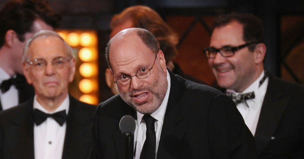 After Bullying Reports, Scott Rudin Says He'll Step Back From Broadway