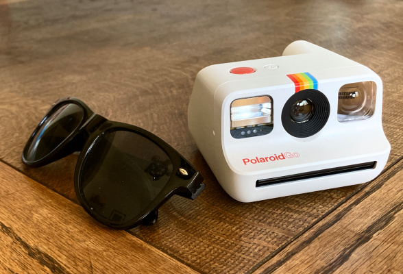Look at this tiny new Polaroid camera can you believe it – TechCrunch