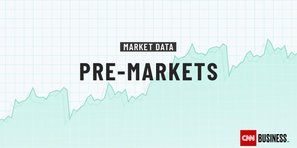 Premarket Stock Trading - CNN Business