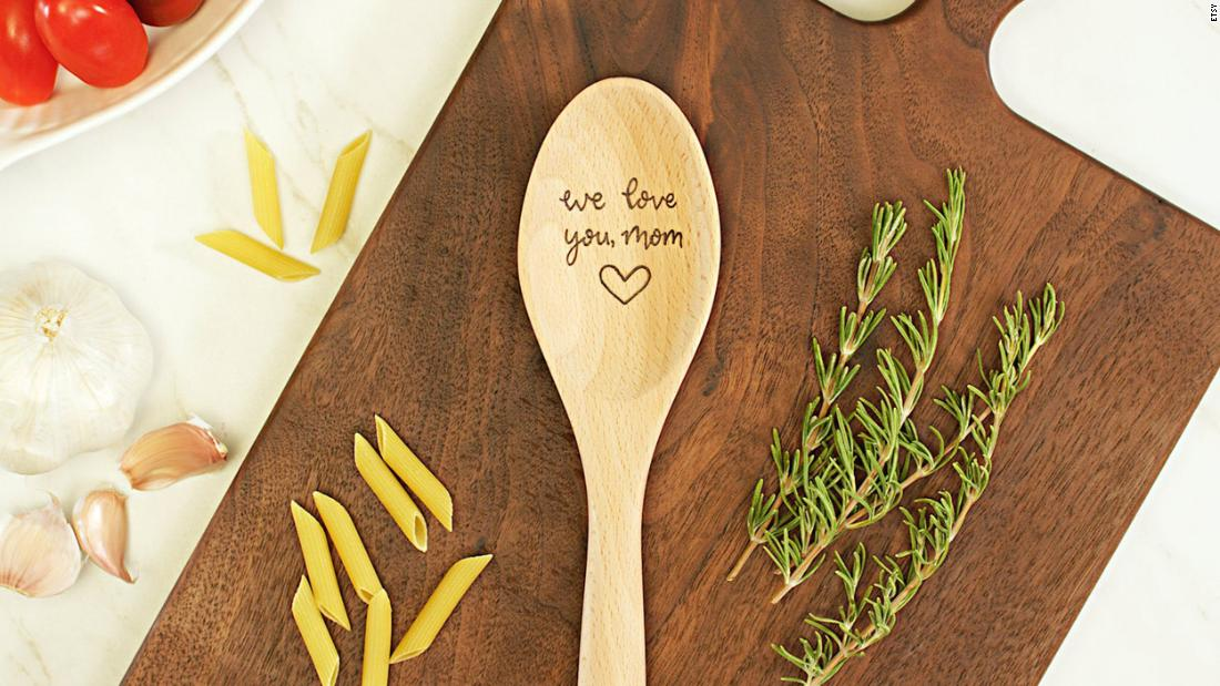 Etsy Mother's Day gifts - CNN Underscored