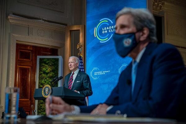 Biden Climate Summit: Live Updates