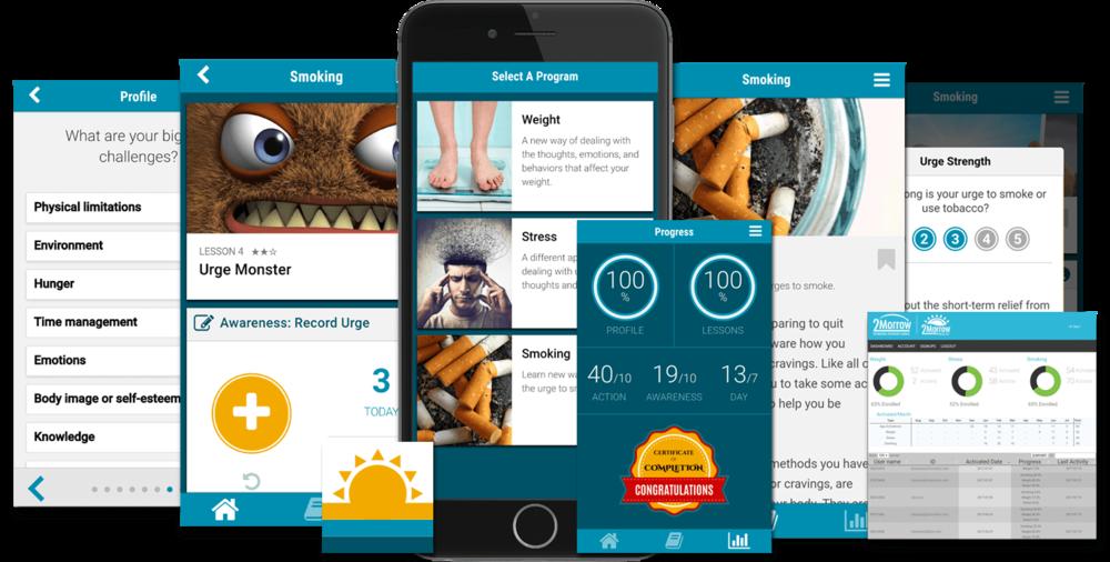 Behavioral science startup 2Morrow raises $1.5M to grow digital therapeutic platform