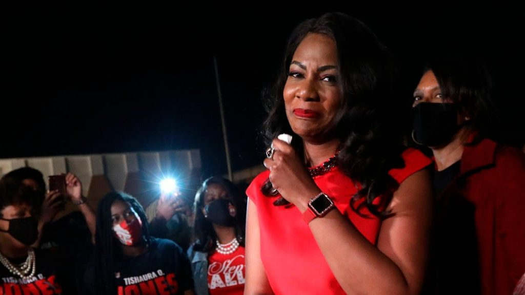 Tishaura Jones elected as first Black female mayor in St. Louis