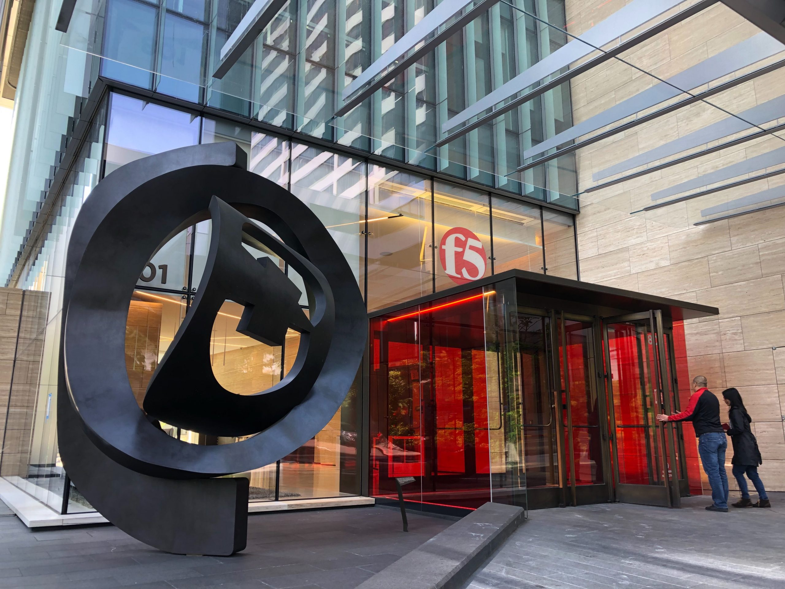 F5 Networks beats quarterly expectations as revenue up 11% to $645M, but stock dips 5%