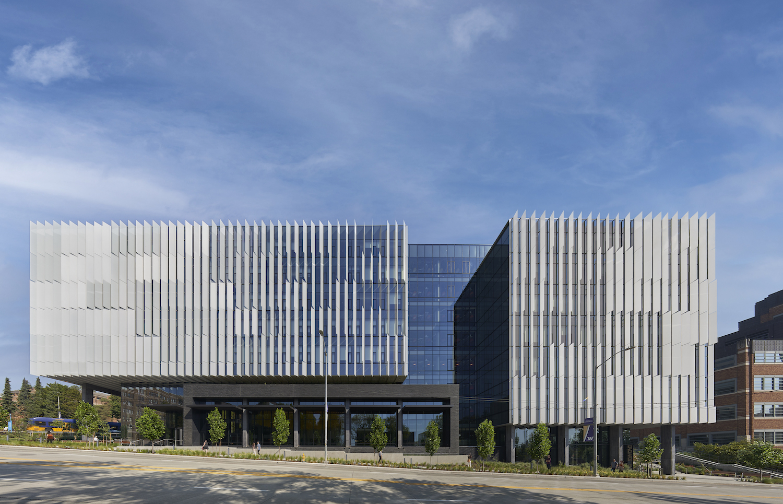 Photos: Go inside the University of Washington's new Hans Rosling Center for Population Health