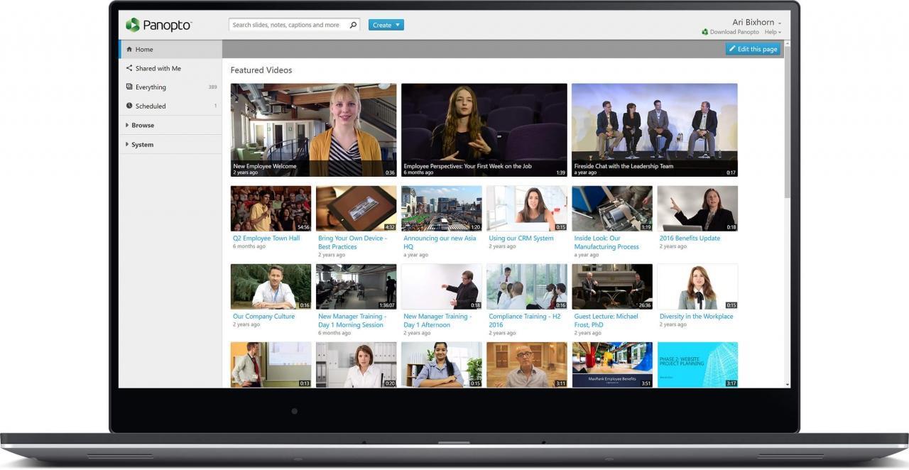 Panopto acquires Ensemble Video to bolster enterprise video management platform