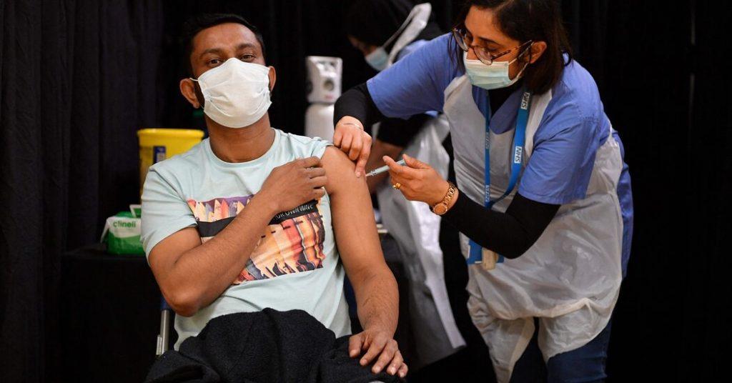 Britain Changing Protocols to Combat Virus Variant