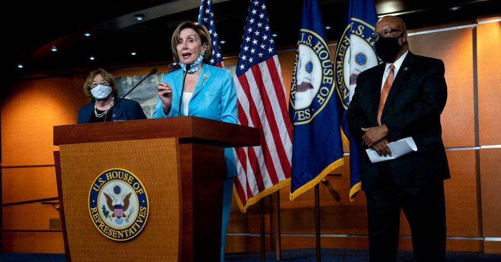 Live Updates: Republicans Push Party Members to Vote Against Capitol Riot Commission
