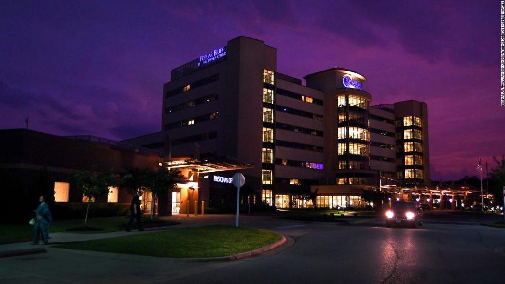 hospital pandemic invs