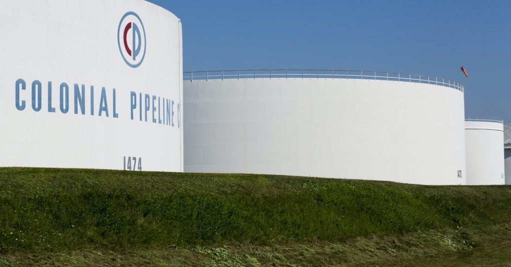 Colonial Pipeline Cyberattack and Stock Market Reaction: Live Updates