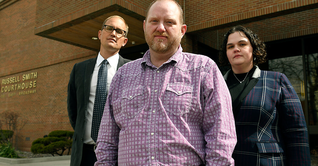 At 18, He Had Consensual Gay Sex. Montana Wants Him to Stay a Registered Offender.