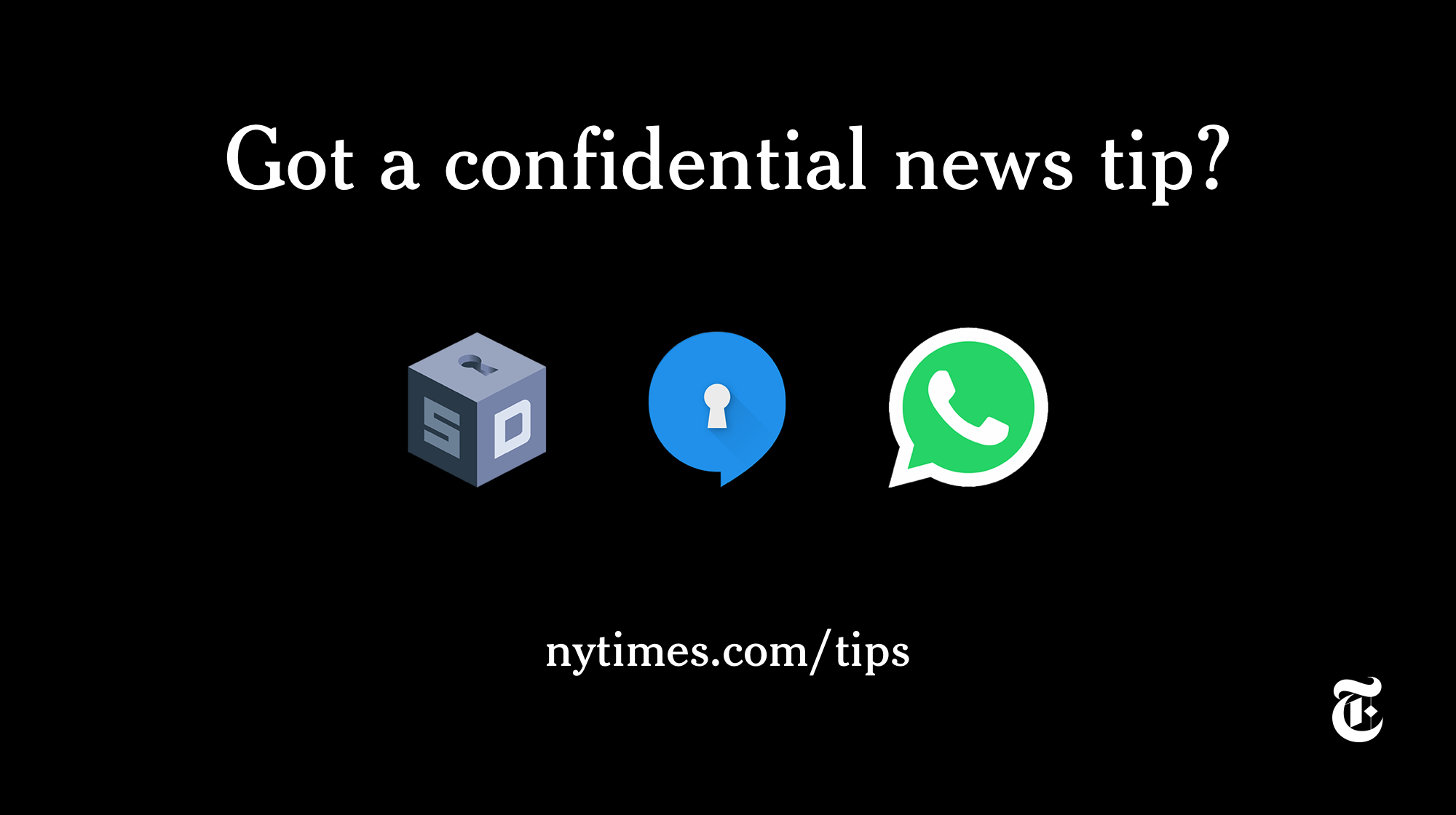 Tips - The New York Times