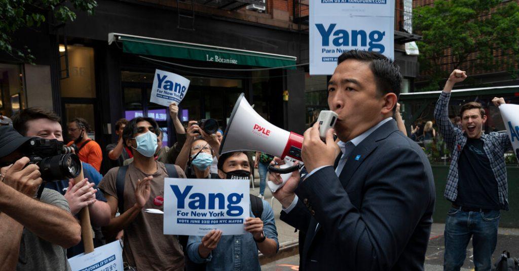N.Y.C. Mayoral Debate: Live Updates