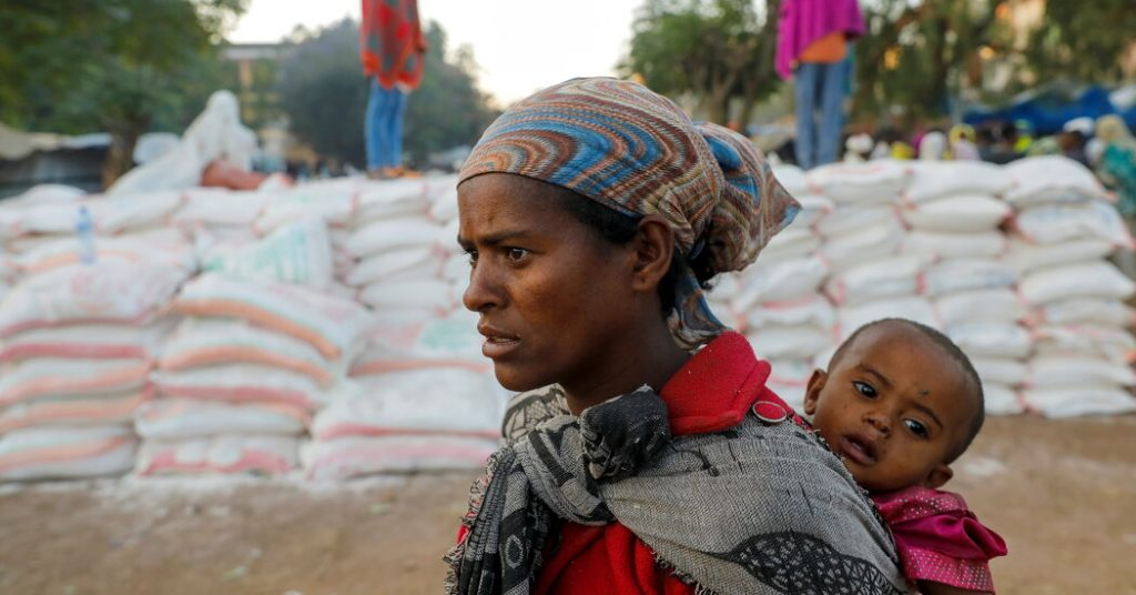 Famine in Ethiopia Becomes Worst Hunger Crisis in a Decade